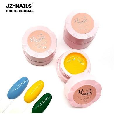 гель краска Jz-nails
