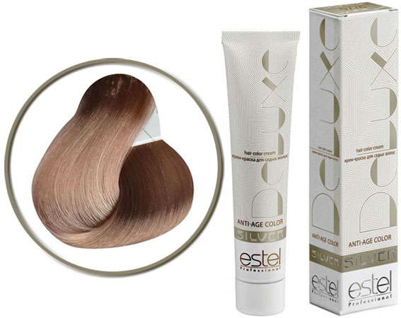 Как седые волосы закрасить хной